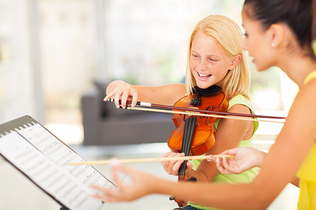 Violin Lessons in Calabasas