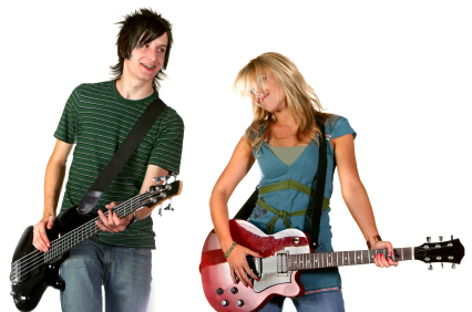 Electric guitar lessons in Calabasas