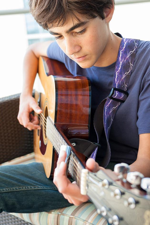 Guitar Lessons in Encino, CA