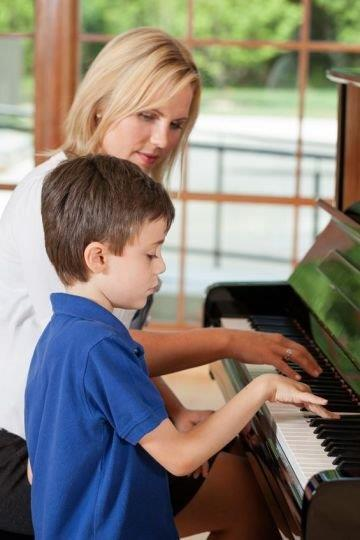In-Home Piano Lessons Encino